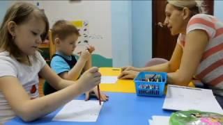 Занятия  в интеллект-комплексе MINI SCHOOL (2-4 года)