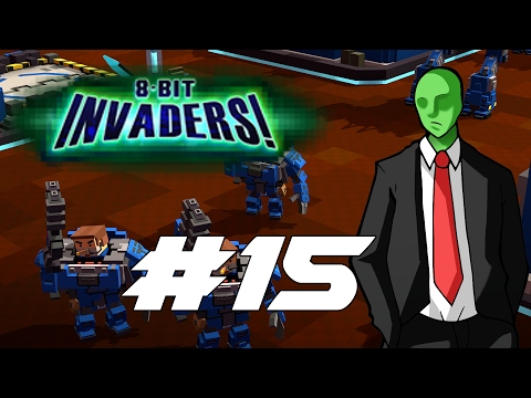 8 Bit Invaders #15 Fly Away |
