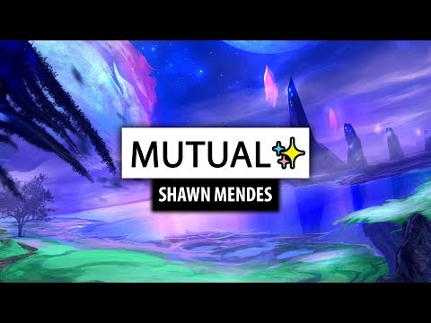 Shawn Mendes ‒ Mutual [Lyrics] 🎤