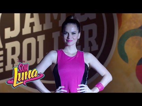 Tamara Inaugura La Pista | Momento Musical | Soy Luna
