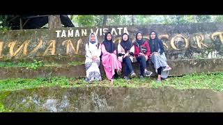 Objek Wisata Air Panas Pawan Di Rokan Hulu, Riau