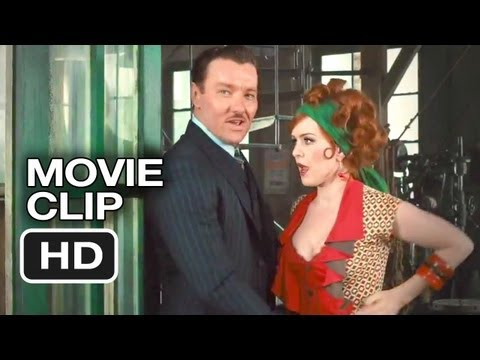 The Great Gatsby Movie CLIP - Next Train (2013) - Leonardo DiCaprio Movie HD
