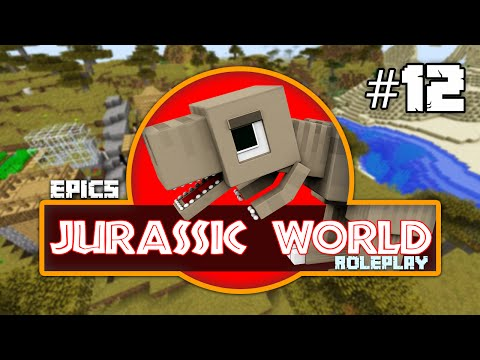 EPiC'S Jurassic World: NO WAY HOME! Minecraft Roleplay [Jurassic Craft Modpack]