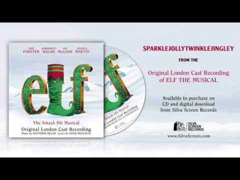 'Sparklejollytwinklejingley' | Elf Cast Recording (London)