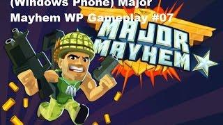 (Windows Phone) Major MAyhem WP Gameplay #07