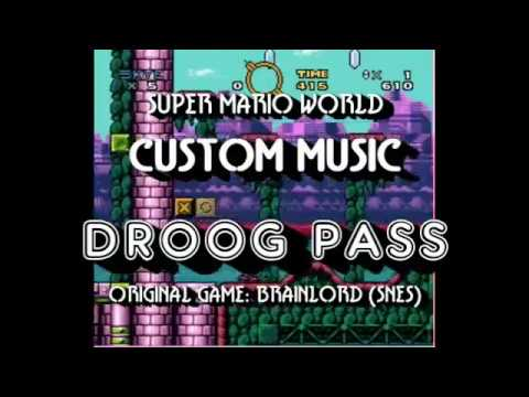 [Electra] SMW Custom Music -- Droog Pass (Brainlord)