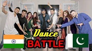 Pakistan VS India DANCE BATTLE | PART 2