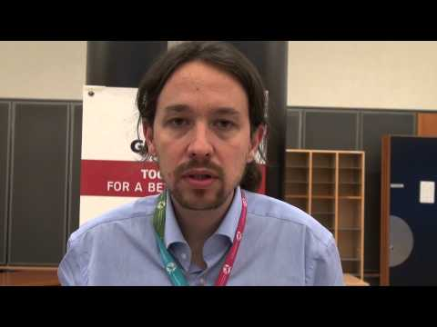 Pablo Iglesias message about Greek elections and Alexis Tsipras