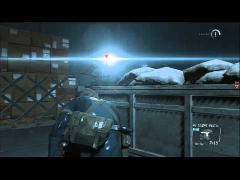 Shut Down The Power, Find Paz - Metal Gear Solid V: Ground Zeroes