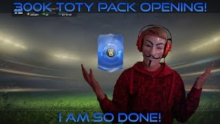 300K TOTY Pack Opening! - I AM SO DONE! Thumbnail