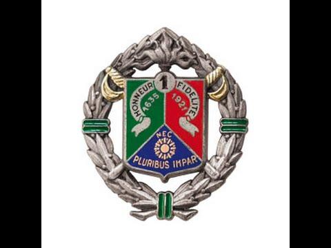 1 REC la colonne -- Chants de la Légion étrangère (French foreign legion)