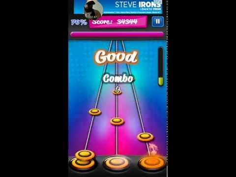 ► Lets Play - Rock Hero - Techno - Seventh Level + Download Song ◄