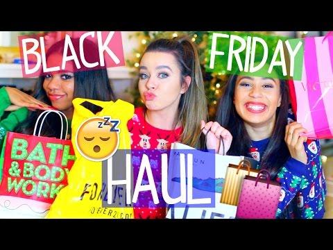 Black Friday Haul 2015!