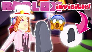 GET THE PEN OR HEAD *FREE* TO BE INVISIBLE 👻 IN ADOPT ME ⚰️ ROBLOX ENGLISH 💖