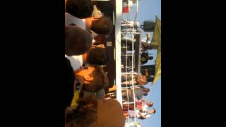 Deep Medi Boat Party at Outlook Festival 2013