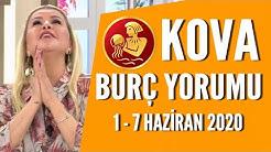 KOVA BURCU | Aşk size koşarak geliyor! | 1 - 7 Haziran 2020