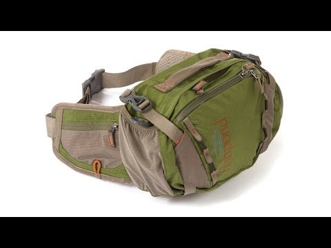 Fishpond Encampment Waist Pack Fly Fishing