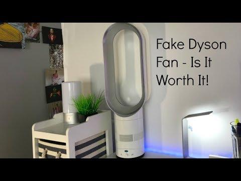 is-it-worth-it---bladeless-fan!---£37---fake---dyson
