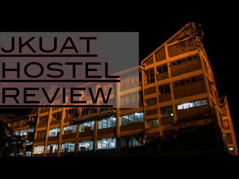 Jkuat Hostel Review 2018 , Kenya Campus , University ,Student Accommodation- Method Ongaga