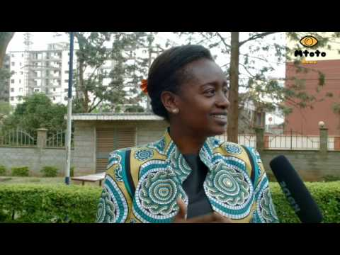 Interview with PATRICIA KWAMBOKA, from Amref Health Africa, on Street Children