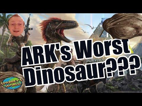 Ark - Worst Dinos - Top 5! : LightTube