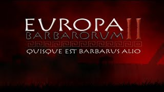 Total War Mod Review - Europa Barbarorum II