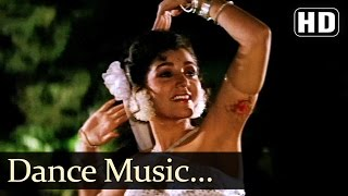 Dance Music - Aajaa Sanam Song - Avinash - Chandni - Anuradha Paudwal - Classical Dance