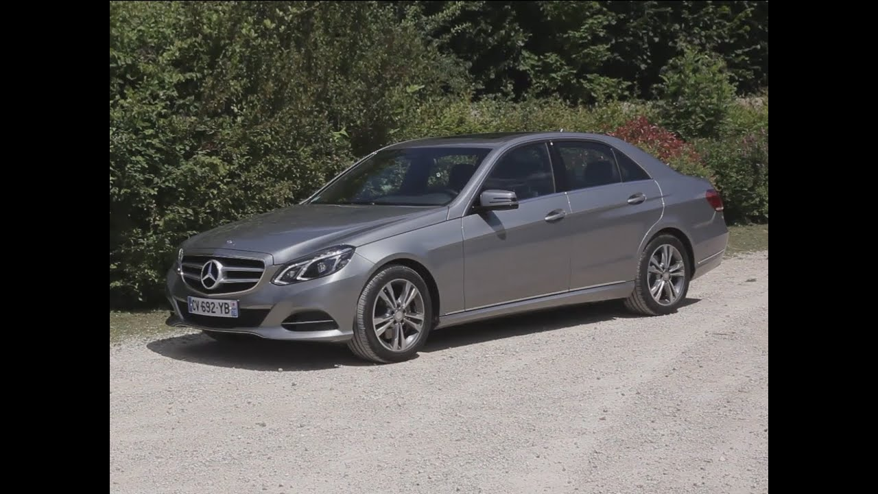 essai mercedes classe e 300 bluetec hybrid ex cutive 2014 youtube. Black Bedroom Furniture Sets. Home Design Ideas