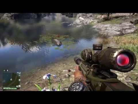 Far Cry 4 Crocodile and demon fish. - Asurekazani