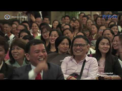 Meeting with the Filipino Community in Cambodia (Speech) 12/13/2016