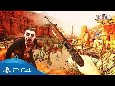 Arizona Sunshine   Launch Trailer   PlayStation VR