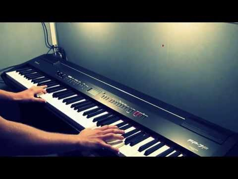 I AM - Sick Individuals and Axwell ft. Taylr Renee (Piano cover by Felix Göransson)