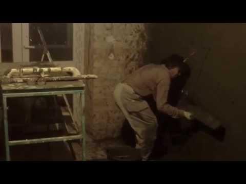 Штукатурка стен ЦПС с известью. Часть 1.