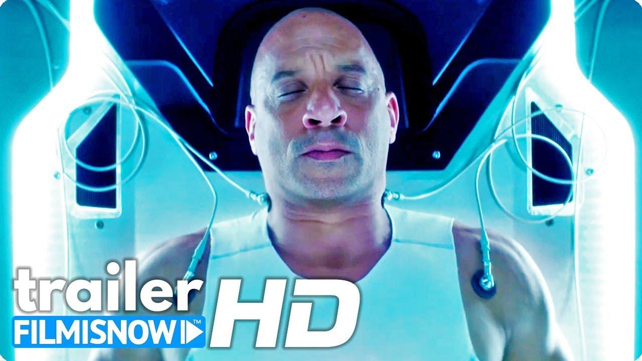 BLOODSHOT (2020)   Trailer ITA del film con Vin Diesel