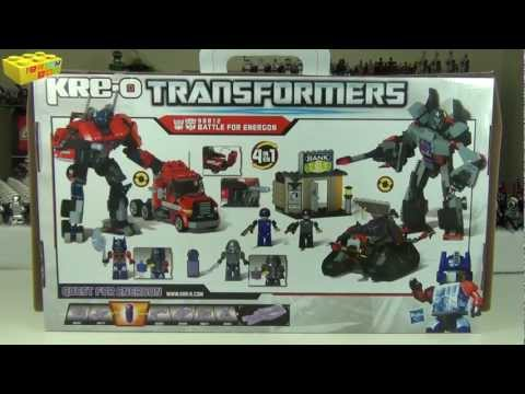 Kreo Transformers Battle For Energon Set 98812 Review