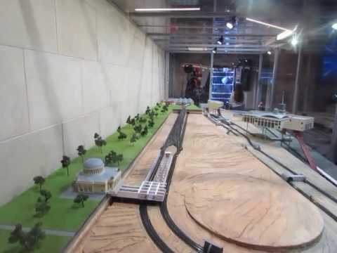 Макет-схема метро Санкт-Петербурга