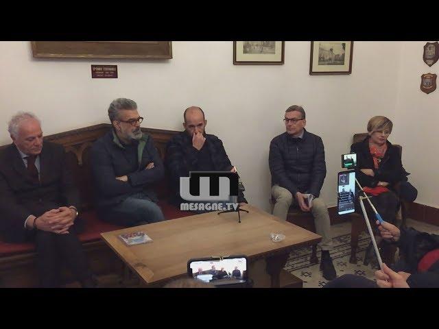 Natale a Mesagne 2019. Oggi conferenza stampa.