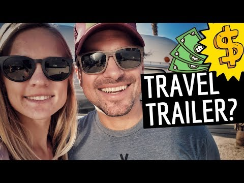 BUYING A SMALL TRAVEL TRAILER? 🚐🇺🇸 Full Time RV Living 💯 Tour of E-Pro, Mighty Lite & Comet Mini