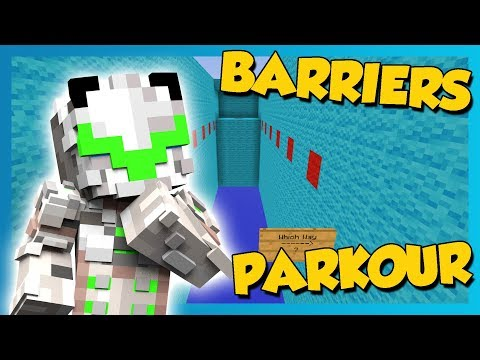 GOOD BARRIER PARKOUR!? - Do You Know the Way Minecraft Parkour Map!