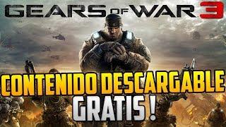 DESCARGALO RÁPIDO | MAPAS GEARS OF WAR 3 GRATIS DLC XBOX 360 Y ONE