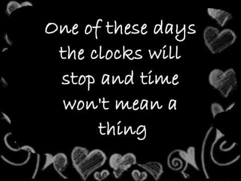 Foo Fighters - These Days LYRICS