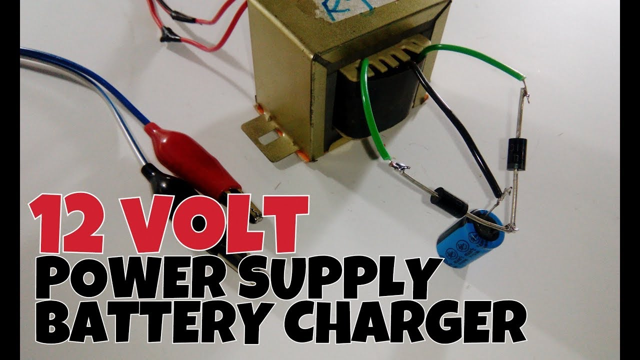12 Volt Power Supply Battery Charger Half Bridge Rectifier Youtube Batterycharger Powersupplycircuit Circuit Diagram Like Subscribe If