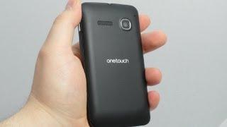 Обзор Alcatel OneTouch s'POP