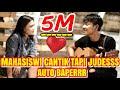 🔴 MAHASISWI CANTIK TAPI JUTEK - LANGSUNG AUTO BAPER | #PRANKNYANYI