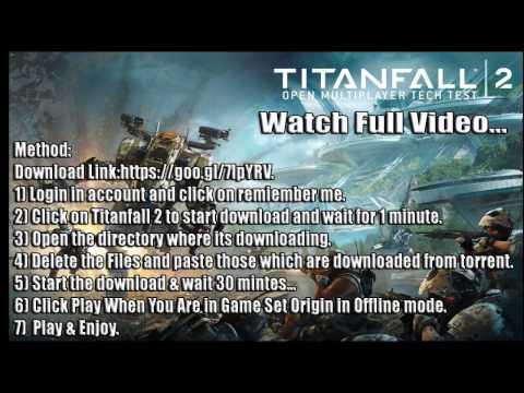 How To Play Titanfall™ 2 For Free Tutorial - YouTube