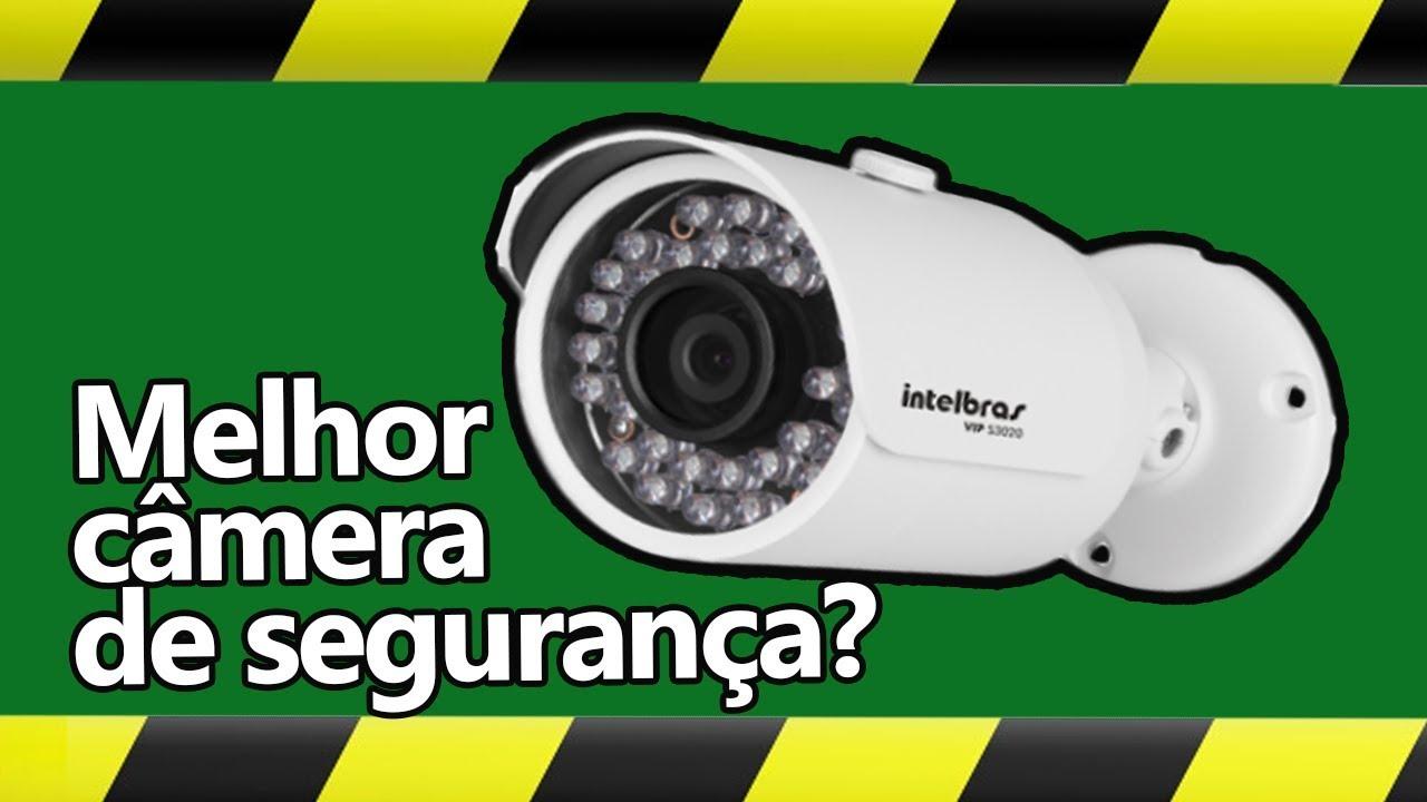 Como escolher a melhor câmera de segurança   - YouTube 21c95dd794