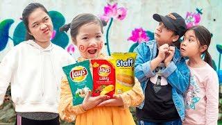 Chị Đại Hậu Đậu ❤ Kiều Anh Lanh Chanh - Trang Vlog