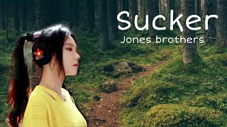 Sucker #lyrics |Jones Brothers|(Cover by JFlaMusic)