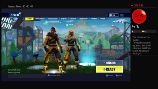 Me and bb are getting wins in fortnite