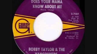 bobby taylor the vancouvers does your mama know about me